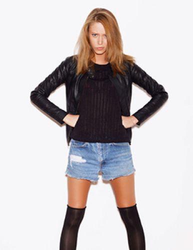 Quần Short Jeans nữ