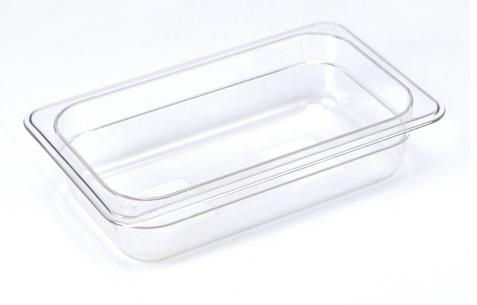 Khay nhựa GN 1/4 cao 65mm