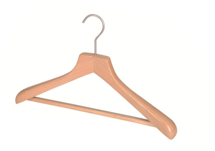 Móc áo có thanh chống trượt ND-M-053C03