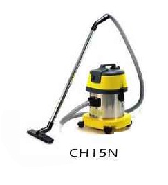 Máy hút bụi khô và ướt (inox) CH15N