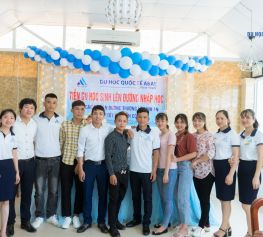 Tiệc chia tay Du học sinh ABAY