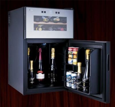 Tủ bảo quản rượu 2 ngăn
