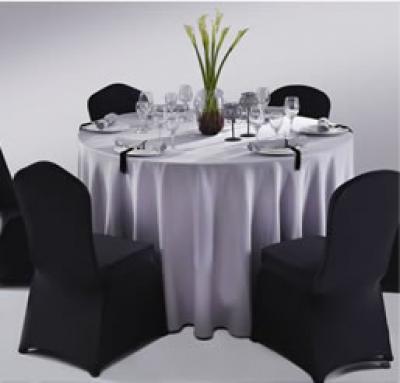 Khăn bàn, áo ghế