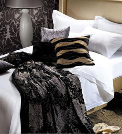 Bộ chăn ga gối khách sạn