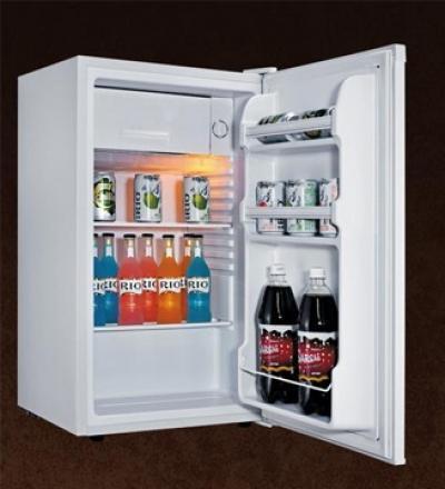Tủ lạnh không ồn cánh nhựa 85L