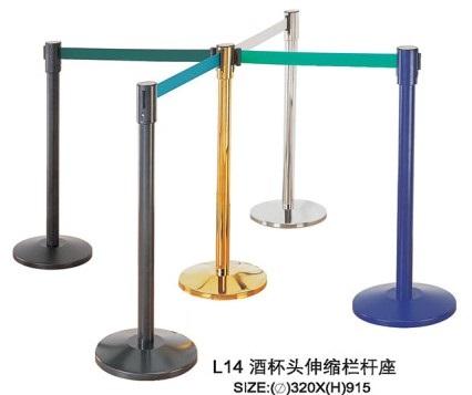 Cột chắn dây căng L-14