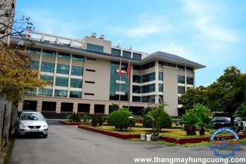 Nhà Làm Việc Thường Trực Tỉnh Ủy và Văn Phòng Tỉnh Ủy Hải Dương