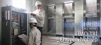 Bảo trì bảo dưỡng và sứa chữa các loại thang máy tại Hải Dương