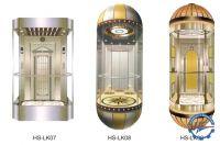 Thang máy lồng kính - thang máy quan sát hiện đại