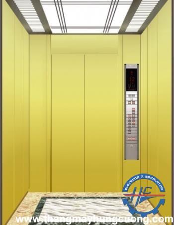 mẫu cabin thang máy 10