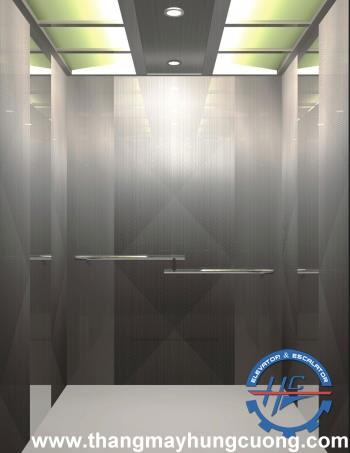 mẫu cabin thang máy 19