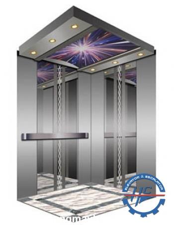 cabin hoa văn thang máy