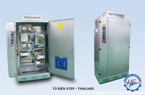 TỦ ĐIỆN ĐIỀU KHIỂN STEP - THAILAND