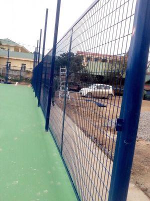 Hàng rào cột tròn