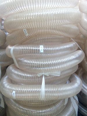 Ống nhựa hút bụi lõi đồng