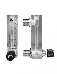 Lưu lượng kế đo khí LZM-6T