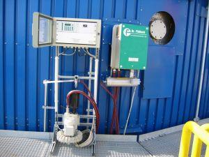 Trạm quan trắc khí thải tự động -Fordisch- Đức