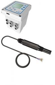 UNI20 + PH + ORP PH Probe Probe Sensor với bộ phát kênh kép