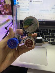 Bộ van đồng hồ dây thở Bình oxy Y tế