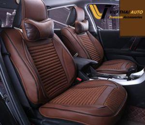 Áo ghế ô tô Lumi Nâu Cafe