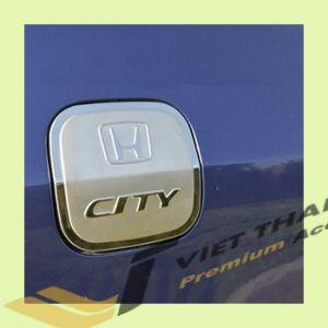 Nắp xăng mạ City