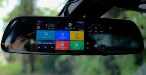 Camera Hành Trình Kẹp Gương Thông Minh CAM GAD Plus (có ADAS, 4G)