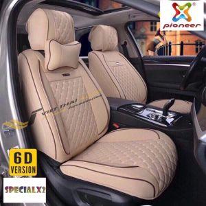 Áo bọc ghế da Carbon Specical X2