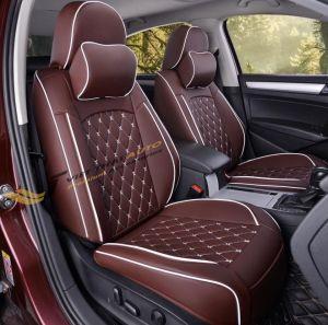 Áo bọc ghế da cao cấp Lux T2