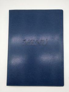 Menu còng A4 (Blue)