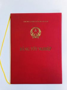 Bìa bằng tốt nghiệp - Liên hệ 0965033805