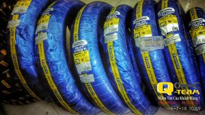 Lốp Michelin Pilot Streets Radial 180/55-17