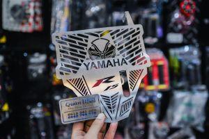 Bảo vệ két nước inox 304 - Yamaha R15 v3