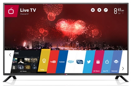 TV 3D LED LG 42LB631T 42 INCH, FULL HD