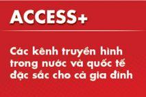 THẺ CÀO K+ ACCESS+ 12 THÁNG