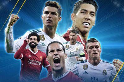Lịch thi đấu chung kết C1 2017/18: Real Madrid vs Liverpool