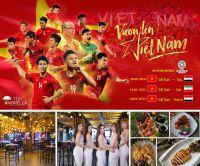 Lịch thi đấu ASIAN CUP 2019  - Địa điểm xem bóng lý tưởng