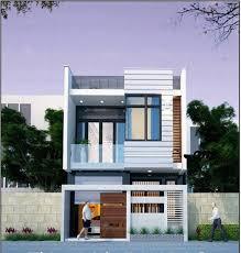 Mẫu thiết kế nhà phố 2 tầng 3 phòng ngủ 6,2 x 15m