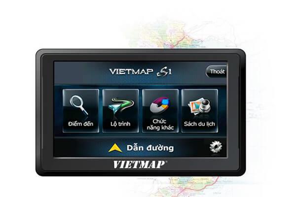 THIẾT BỊ ĐỊNH VỊ GPS VIETMAP B50