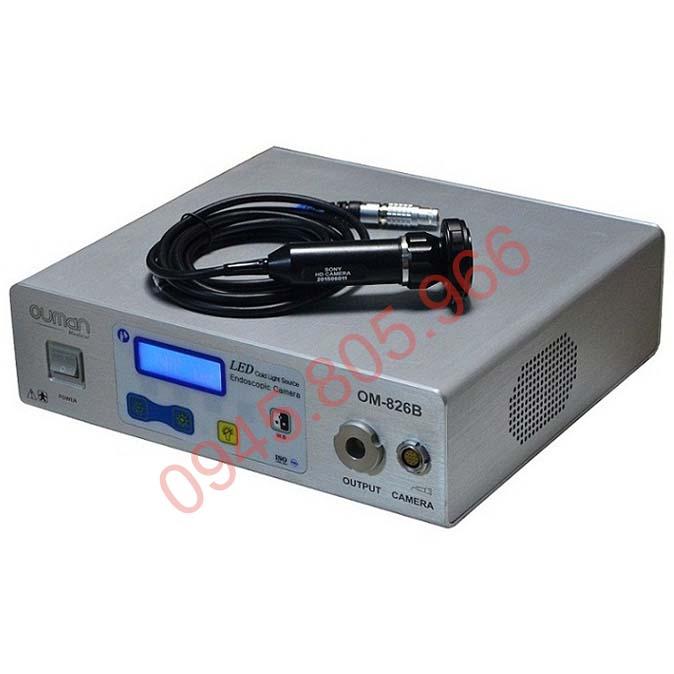 Máy Soi Tai Mũi Họng OM-826B LED Cold Light Source Và Tích Hợp Camera Nội Soi Integrative