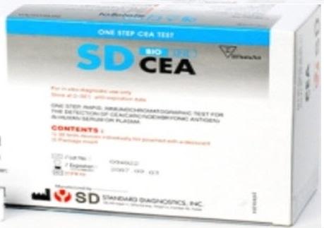 Test thử nhanh SD Hàn Quốc CEA