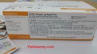 Test thử nhanh sốt xuất huyết CTK Onsite Dengue IgG/IgM) (Giá rẻ nhất)