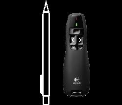 Thiết bị trình chiếu/ Logitech Wireless Presenter R400