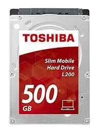 """Ổ cứng Laptop TOSHIBA 1Tb 2.5"""" gắn trong"""