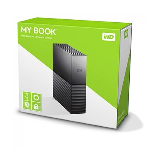 HDD 4TB Western Digital My Book 3.5 (WDBBGB0040HBK)