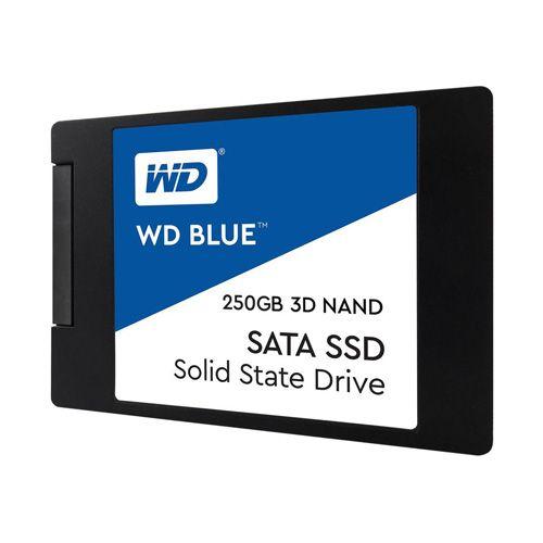 SSD WESTERN DIGITAL 250GB BLUE Sata 3 (WDS250G2B0A)
