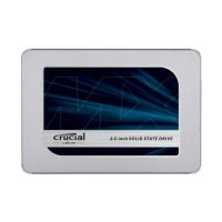 "SSD Crucial MX500 500GB, Sata3, 2.5"" CT500MX500SSD1"