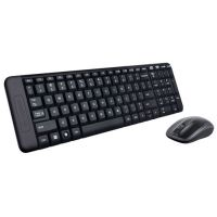 Bộ Keyboard Mouse Logitech MK220 Wireless