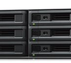 NAS SYNOLOGY RS3617xs+: 12-bay Rack