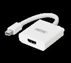 Cáp chuyển Mini Displayport to HDMI Unitek (Y-6325WH)
