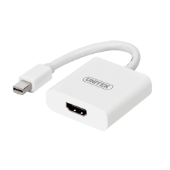 Cáp chuyển Mini Displayport to HDMI 0.2m Unitek (Y-6325WH)